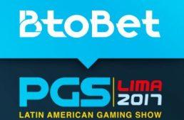 BtoBet al Perù Gaming Show