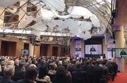 Berlino: al via la terza edizione dell'EGS2017;  Frost nominato presidente Euromat