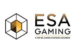Esa Gaming annuncia nuove partnership in Italia