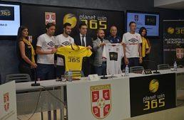 Planetwin365 nuovo partner della Federazione Serba Gioco Calcio