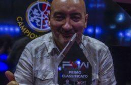 Casinò di Campione. Andrea Piazza conquista il Poker Master at Work