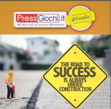 PressGiochi@Enada: disponibile il magazine