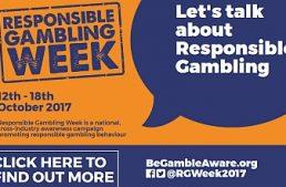 Gioco responsabile in Uk: l'industria unita per il Responsible Gambling Week