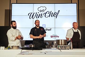 Winchef 2017: a vincere la tappa catanese, lo chef Giuseppe Raciti