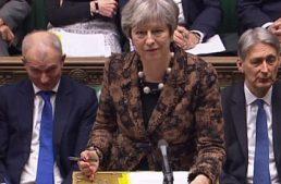 """Regno Unito. Theresa May: """"La puntata massima delle Fobts verrà tagliata"""""""