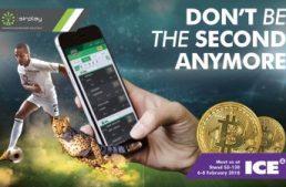ICE 2018. Sirplay mette in mostra i suoi prodotti esclusivi incentrati sui Bitcoin e il Live Betting