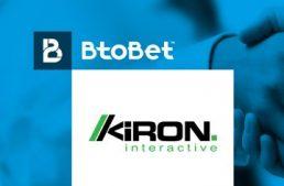 BtoBet firma un accordo con Kiron