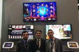 L'italiana Gamshy per la sua prima ICE presenta cinque video Slot 3D e 2 nuovi giochi di poker