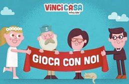 Vinta a Roma una casa + 200.000€ subito con Vincicasa