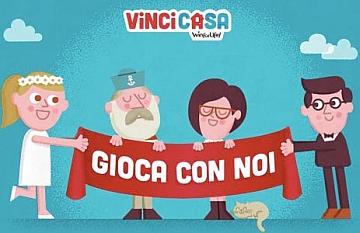 Vinta a Lucca una casa + 200.000€ subito con Vincicasa