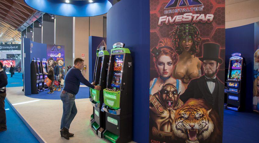 Enada e Rimini Amusement Show: da domani a Rimini tutto il mondo del gioco