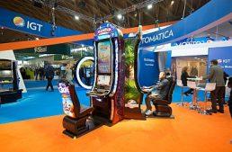 EnadaRimini, Lottomatica porta in fiera il meglio dell'offerta IGT per il mercato delle Vlt