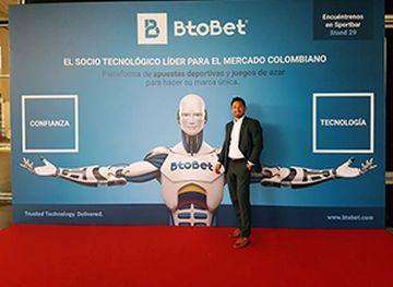 """Fried (BtoBet): """"Fadja Expo un successo per la Colombia e per tutta la regione latino americana"""""""