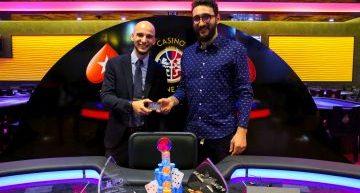 Casinò Campione d'Italia. Successo per il Torneo Pokerstars