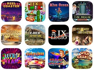 Capecod Gaming lancia 12 nuove slot online per il mercato Italia