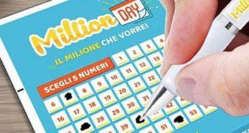 Millionday: a Tradate (Va) la 72esima vincita milionaria