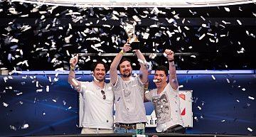 Nicolas Dumont vince il 'Pokerstars and Monte-Carlo©Casino EPT Main Event'