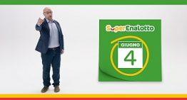 Arriva la nuova campagna Adv SuperEnalotto