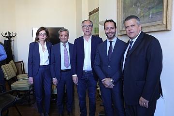 Giancarlo Prestinoni riconfermato Direttore Generale del Casinò di Sanremo