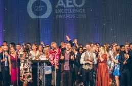 Clarion premiata come 'most influential company of the last 25 years' agli AEO Excellence Awards 2018