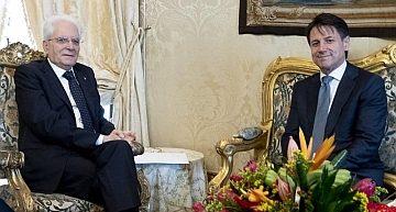 Il Presidente Mattarella firma il decreto su reddito di cittadinanza e quota 100