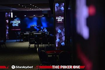 The Poker one by Stanleybet, 303 ingressi nella prima giornata