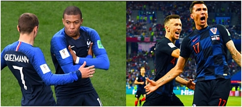 Mbappé sfida Perisic: duello ad alta velocità. Parata di stelle per una finale Mondiale