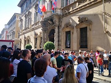 """Protesta degli operatori del gioco in Piemonte. Boeti (Pres. Cons.): """"Proposta audizione dei lavoratori, valuterà eventuali emendamenti"""""""