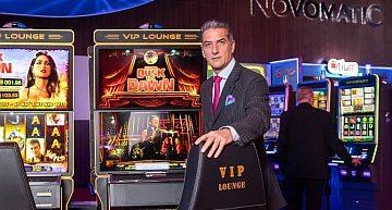 """Novomatic segna una tripletta come """" Casino Supplier of the Year"""""""