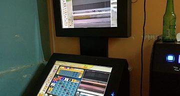 Ragusa: sequestrate slot machine illegali e totem