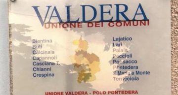 Toscana. Sapar incontra l'Unione dei Comuni della Valdera