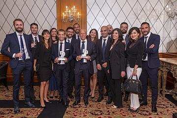 """EGR Italy Awards 2018: Sisal è """"Miglior operatore di gioco online dell'anno' e 'Miglior operatore socialmente responsabile'"""