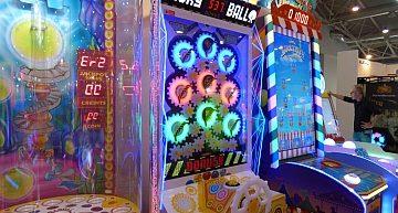 Roma Amusement Show. Evolution Game Service punta sull'innovazione e sul divertimento