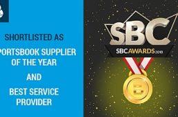 BtoBet, finalista in 2 categorie dei prestigiosi SBC Awards