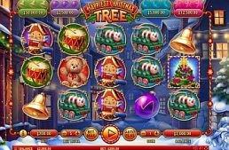 Habanero si veste a Natale con la slot Happiest Christmas Tree