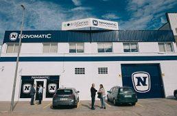 Spagna. Il Gruppo Novomatic apre una nuova sede operativa a Valencia