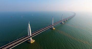 Macao: l'apertura del ponte fa crescere i ricavi del settore giochi