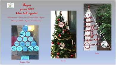AND: anche a Natale i comuni di Cairate, Fagnano Olona e Ispra attivano iniziative contro il Gap