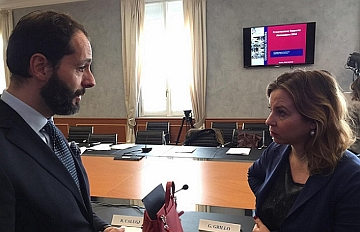 """Romeo (Federgioco) incontra il Min. alla salute Grillo: """"Da anni casinò impegnati contro il Gap"""""""