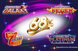 Octavian Gaming: certificati i primi quattro multigioco con payout al 68%