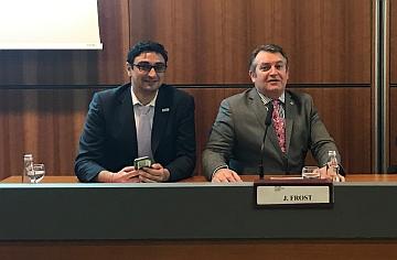 """Frost (Euromat): """"Domenico Distante nominato vicepresidente di Euromat"""