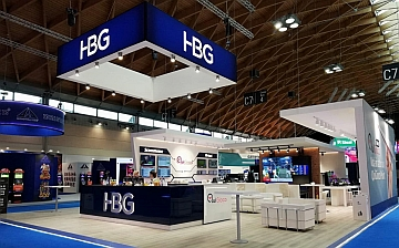 I servizi dedicati alle sale al centro dell'offerta di HBG Gaming a Enada Primavera