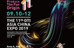 GTI China Expo 2019 pronta a partire il prossimo 10 settembre