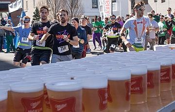 Milano. Dopo la festa della cannabis arriva la maratona della birra (anche per bambini): ma i giochi restano a distanza