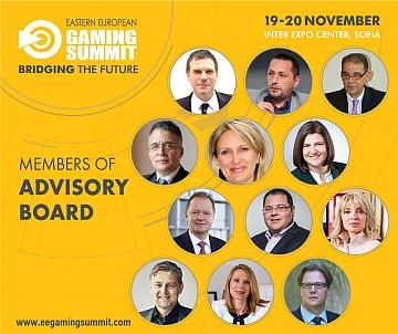 L'European Eastern Gaming Summit annunciato i nuovi membri dell'Advisory Board