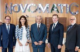 NOVOMATIC Italia per il terzo anno Corporate Golden Donor del Fai