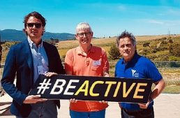 #BEACTIVE! European Lotteries partner ufficiale dell'European Week of Sport