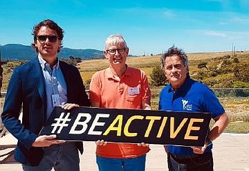 #BEACTIVE! European Lotteries partner ufficiale dell'European Week of Sport