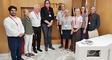 Malta, MGA ospita delegazione del regolatore svedese