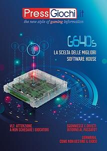 PressGiochi Magazine: il nuovo numero da oggi è online e in distribuzione